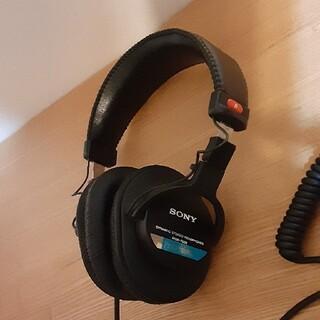 SONY - SONY ヘッドホン MDR-7506
