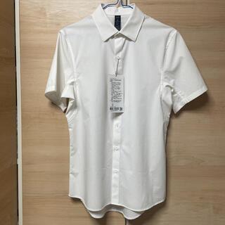 lululemon - 新品タグ付き ルルレモン メンズXS 半袖シャツ ポロシャツ Yシャツ