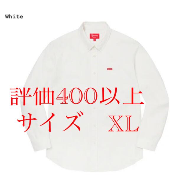 Supreme(シュプリーム)のsupreme small box twill shirt XL キムタク メンズのトップス(シャツ)の商品写真