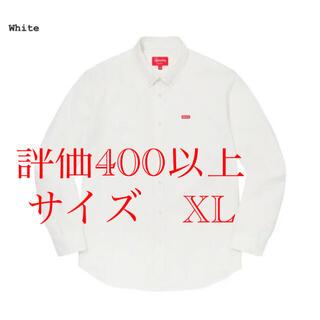 Supreme - supreme small box twill shirt XL キムタク