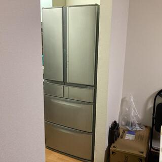 ヒタチ(日立)のKEITO様専用HITACHI 冷蔵庫  2011年製 R-SF48AM-1(冷蔵庫)