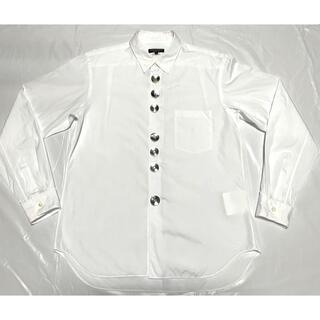 COMME des GARCONS HOMME PLUS - comme des garcons homme plus メタルボタンシャツ