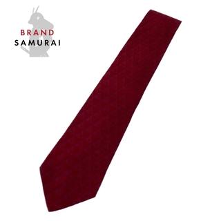 サルヴァトーレフェラガモ(Salvatore Ferragamo)のサルヴァトーレフェラガモ 剣先9.5cm ネクタイ 105085(ネクタイ)