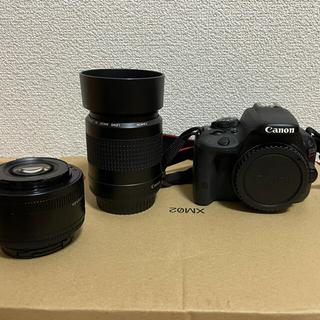Canon - Canon kiss x7 ボディ (レンズおまけ。)