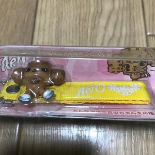ネスレ(Nestle)のネスレ エアロちゃんストラップ 浅田真央(ノベルティグッズ)