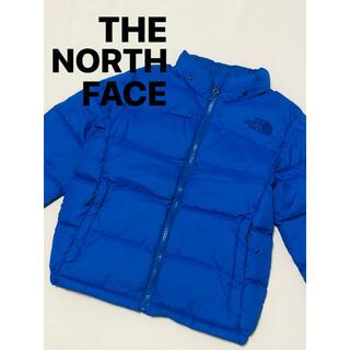 THE NORTH FACE - ノースフェイス ダウンジャケット 美品 120