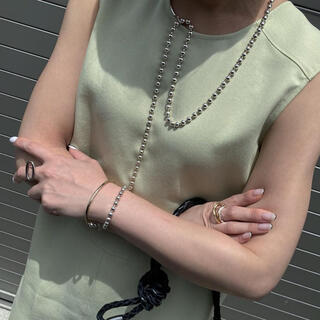 Ameri VINTAGE - Combination ball chain Necklace