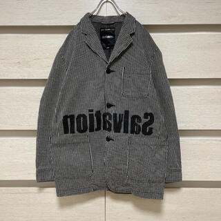 NEIGHBORHOOD - ネイバーフッド ストライプジャケット