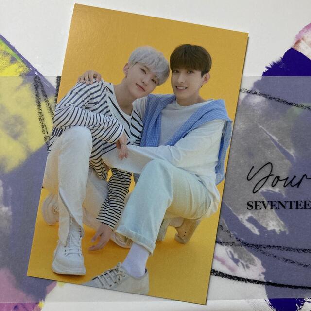 SEVENTEEN(セブンティーン)のケレン セブチ  ホシ ドギョム 036 seventeen  エンタメ/ホビーのCD(K-POP/アジア)の商品写真