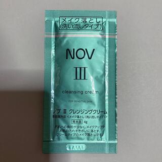 ノブ(NOV)のノブ III メイク落とし(クレンジング/メイク落とし)