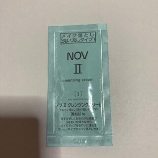 ノブ(NOV)のノブII メイク落とし(クレンジング/メイク落とし)