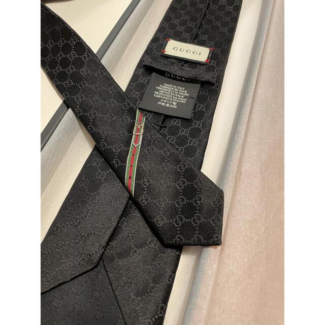Gucci(グッチ)の【極美品】グッチネクタイ/GUCCI メンズのファッション小物(ネクタイ)の商品写真