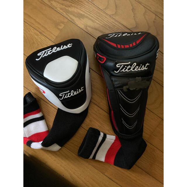 Titleist(タイトリスト)の名器!ドライバーヘッドのみ2個セット スポーツ/アウトドアのゴルフ(クラブ)の商品写真