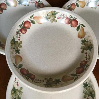 ウェッジウッド(WEDGWOOD)の【レア美品】ウェッジウッド★QUINCE★深皿 4枚(食器)