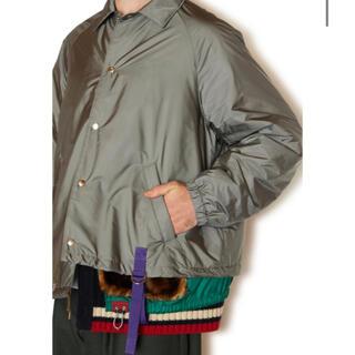 kolor - kolor 21AW ドッキングコーチジャケット