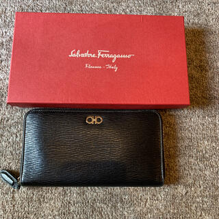 サルヴァトーレフェラガモ(Salvatore Ferragamo)のsalvatore Ferragamo 長財布 ガンチーニ(長財布)