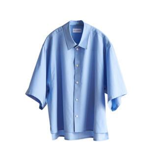 サンシー(SUNSEA)のryo takashima COTTON H/S SHORT SHIRT M(シャツ)