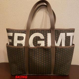 FRAGMENT - fragment × MOYNAT ガーデナーバック 伊勢丹限定