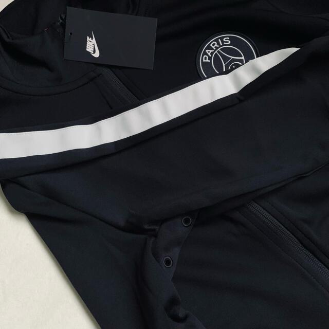 NIKE(ナイキ)のパリ・サンジェルマン ナイキ オーセンティックトラックジャケット Mサイズ スポーツ/アウトドアのサッカー/フットサル(ウェア)の商品写真