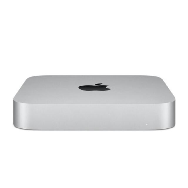 Mac (Apple)(マック)のMac mini M1 スマホ/家電/カメラのPC/タブレット(デスクトップ型PC)の商品写真
