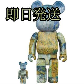 MEDICOM TOY - ゴッホ展限定 BE@RBRICK 100%&400% 当選品