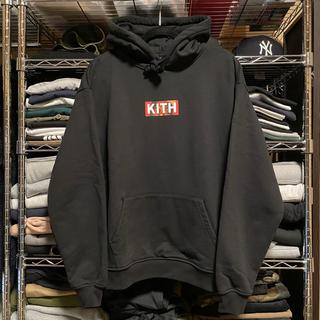 美品 KITH notorious B.I.G. BIGGIE パーカー XL(パーカー)