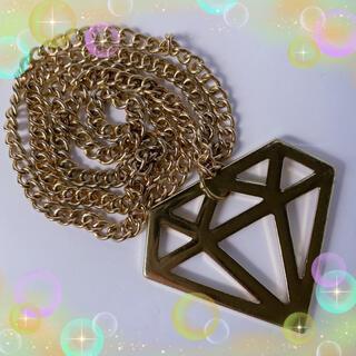 クレアーズ(claire's)のClaire's*ダイヤモンドネックレス(ネックレス)
