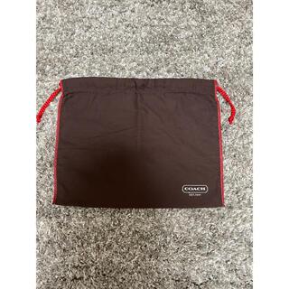 コーチ 保存袋 coach 袋 ショップバッグ