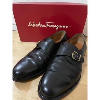 サルヴァトーレフェラガモ(Salvatore Ferragamo)の美品  Salvatore Ferragamo フェラガモ ビジネスシューズ(ドレス/ビジネス)