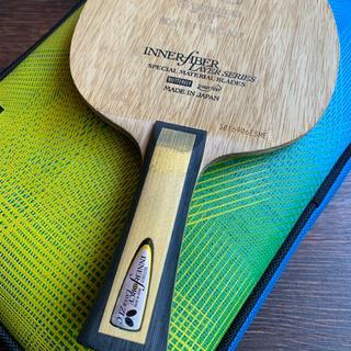 バタフライ(BUTTERFLY)の卓球 ラケット インナーフォースZLC FL  90g(卓球)