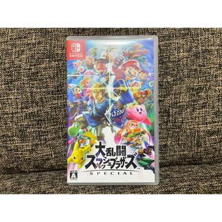 Nintendo Switch - 大乱闘スマッシュブラザーズ SPECIAL 任天堂Switch スマブラ