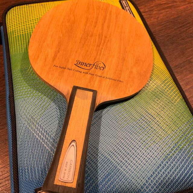 BUTTERFLY(バタフライ)の卓球 ラケット インナーフォースレイヤーZLC 96g スポーツ/アウトドアのスポーツ/アウトドア その他(卓球)の商品写真
