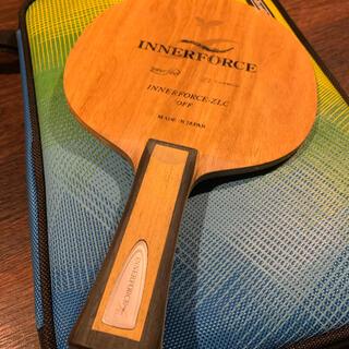 バタフライ(BUTTERFLY)の卓球 ラケット インナーフォースレイヤーZLC 96g(卓球)