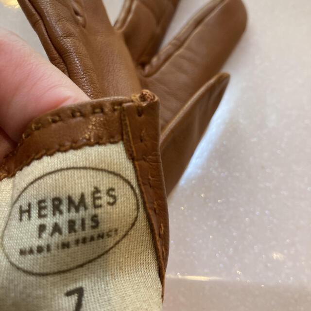 Hermes(エルメス)のエルメスグローブ レディースのファッション小物(手袋)の商品写真