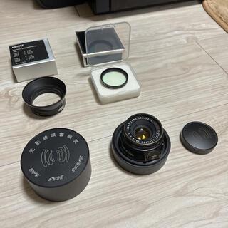 LEICA - LIGHT LENS LAB 35mm F2 周八枚  限定モデル フルセット