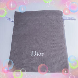 Christian Dior - Christian Dior*ミニ巾着