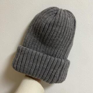 ウィゴー(WEGO)のニット帽 ニットキャップ(ニット帽/ビーニー)