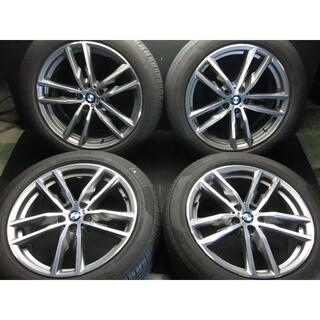 BMW X3 G01 純正 Mスポーツ 245/50R19 PCD112/+32