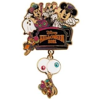 Disney - ディズニーリゾートハロウィンピンバッチ