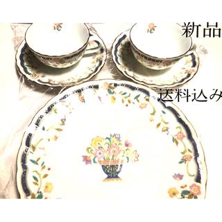 シセイドウ(SHISEIDO (資生堂))の新品 SHISEIDO  食器セット      カップ&ソーサー プレート(食器)
