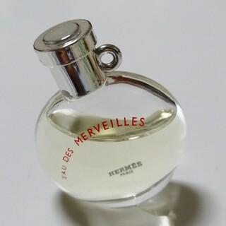 Hermes - HERMES EAU DES MERVEILLES 香水 ミニボトル