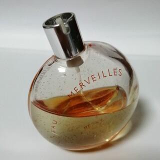 Hermes - 売却済!HERMES EAU DES MERVEILLES 香水 ミニボトル