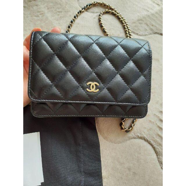 CHANEL(シャネル)のCHANELチェーンウォレット レディースのバッグ(ショルダーバッグ)の商品写真