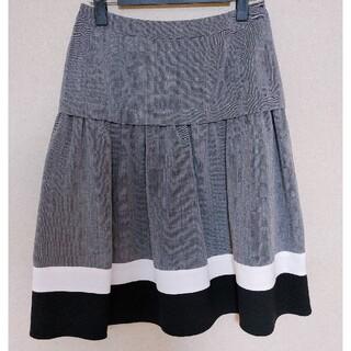 ルネ(René)のルネ ギャザースカート(ひざ丈スカート)
