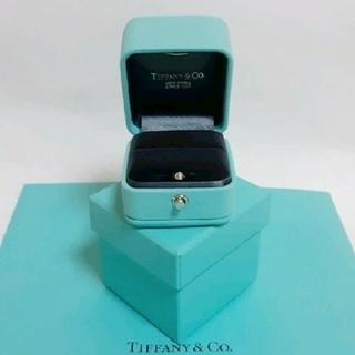Tiffany & Co. - ティファニー ブルー リングケース リボン ショップ袋