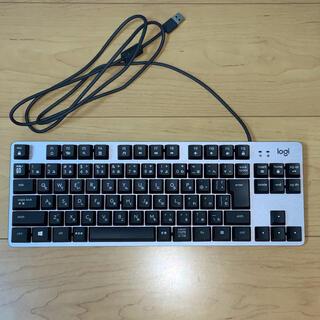 Logicool K835GPR 有線 TKL メカニカルキーボード 赤軸
