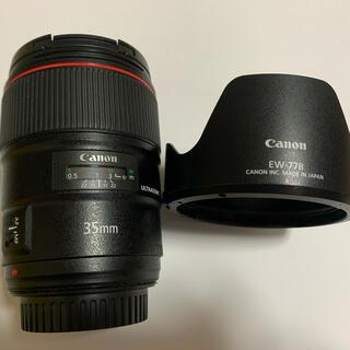 Canon - キャノン EF35mm F1.4L II USM レンズ カメラ 中古美品