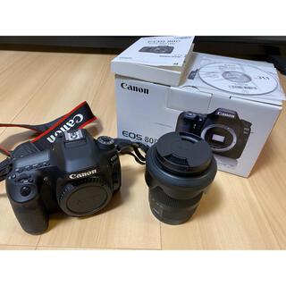 Canon - Canon EOS 80D   レンズ SIGMA 18-200mm