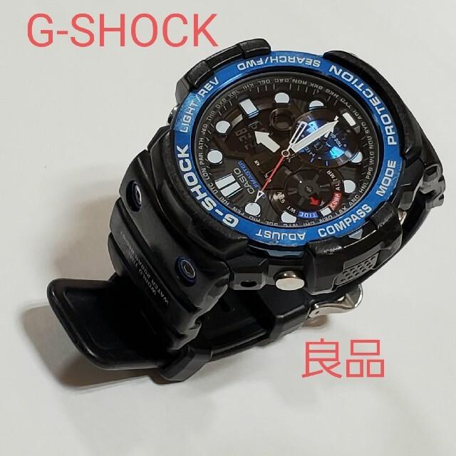 G-SHOCK(ジーショック)のG-SHOCK 良品 多機能 ガルフマスター デジアナ 腕時計 ジーショック メンズの時計(腕時計(アナログ))の商品写真