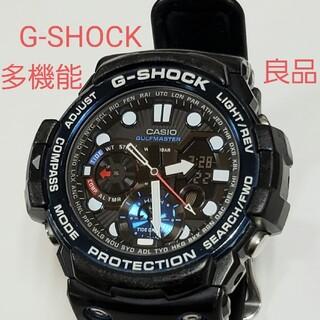 G-SHOCK - G-SHOCK 良品 多機能 ガルフマスター デジアナ 腕時計 ジーショック